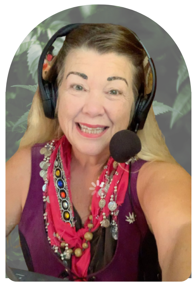Honey Smith Walls Cannaba Verum Podcast Host